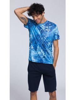 Pánske tričko TSM296A - viacfarebný