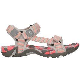20fa049e63d8 Sandále pre mladšie dievčatká jsad300 - multikolor