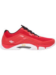 Pánske športové topánky OBMS102  - červená