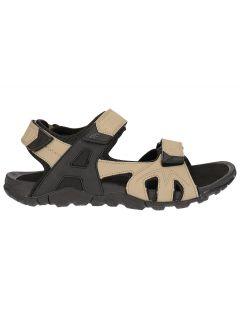 Pánske sandále SAM202 - béžová