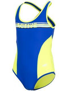 Plavky pre staršie dievčatá JKOS204 - turquoise
