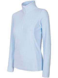 Dámske flísové prádlo BIDP300 – svetlomodrá