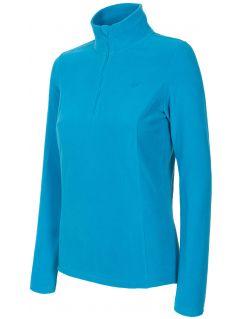 Dámske flísové prádlo BIDP300 – tyrkysová modrá