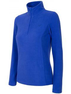 Dámske flísové prádlo BIDP300 – kobaltová modrá