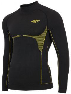 Pánske bezšvové prádlo (horná časť) BIMB259G - čierna