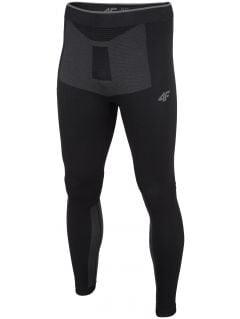 Pánske bezšvové prádlo (spodná časť) BIMB301D – čierna