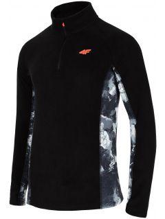Pánske flísové prádlo BIMP250 – čierna