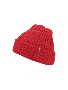 Dámska čiapka CAD250 – červená