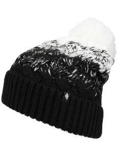 Dámska čiapka CAD254  - čierna
