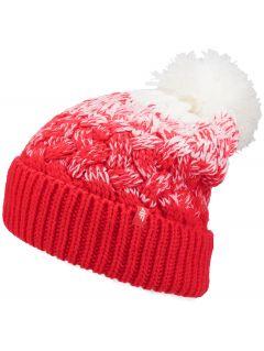 Dámska čiapka CAD254  - červená