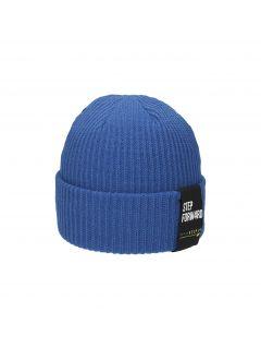 Pánska čiapka CAM251 – modrá