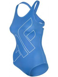 Dámske plavky KOSP200 – modrá