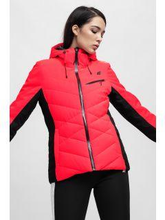 Dámska lyžiarska bunda KUDN256 – červená