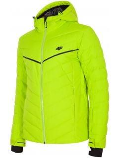 Pánska lyžiarska bunda KUMN152R – zelená