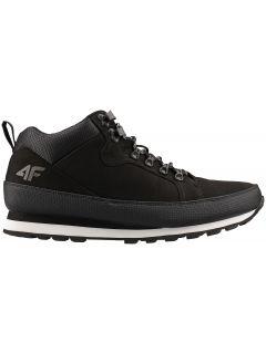 Pánske trekingové topánky OBMH202 – čierna