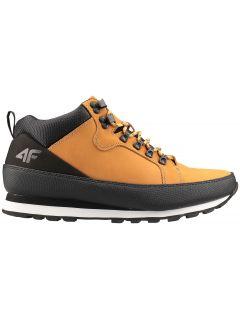Pánske trekingové topánky OBMH202 – béžová