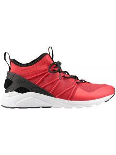 Pánske lifestylové topánky OBML203 – červená
