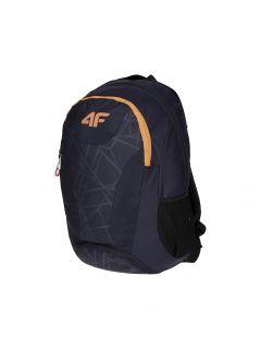 Mestský batoh PCU220 - tmavomodrá allover