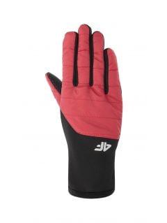 Športové rukavice unisex REU201 – červená