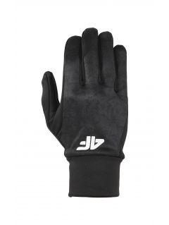 Športové rukavice unisex REU205 - čierna