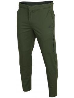 Pánske mestské nohavice SPMC204 – kaki