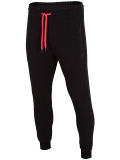 Pánske teplákové nohavice SPMD260 - čierna