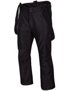 Pánske lyžiarske nohavice SPMN350 – čierna