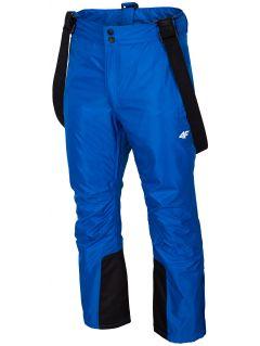 Pánske lyžiarske nohavice SPMN350 – kobaltová modrá