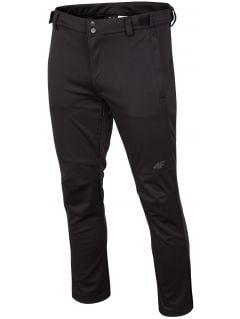 Pánske tréningové nohavice SPMT202R - čierna