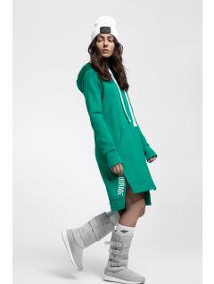 Dámske šaty SUDD200 – zelená