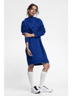 Dámske šaty SUDD210 - kobaltová modrá