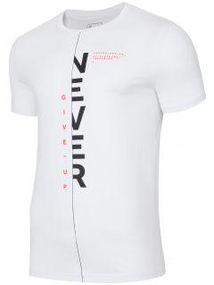 Pánske tričko TSM283 - biela