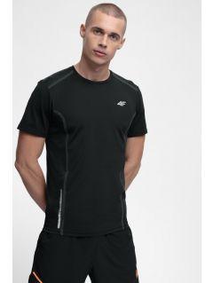 Pánske tréningové tričko TSMF216 - čierna