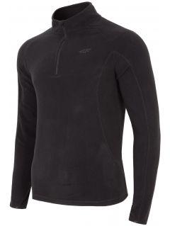 Pánske flísové prádlo BIMP001 – čierna