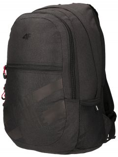 Mestský batoh PCU004 - čierna melanž