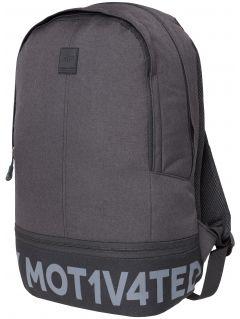 Mestský batoh PCU002 - čierna melanž