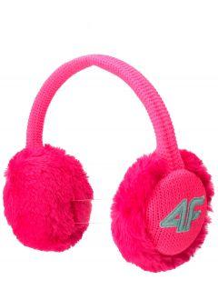 Chrániče uší pre staršie deti (dievčatá) JNAUU200 – fuksiová