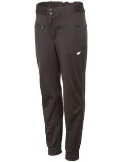 Dámske trekingové nohavice SPDT201 - čierna