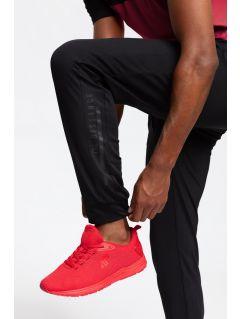 Pánske tréningové nohavice SPMTR202 - čierna