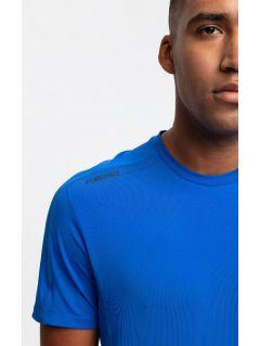 Pánske tréningové tričko TSMF206 – kobaltová modrá