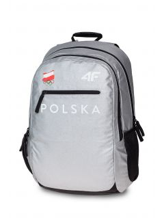 "Mestský batoh ""Polska Pyeongchang 2018"" PCU900R – strieborná"