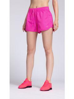 Dámske plážové šortky SKDT200 - ružová