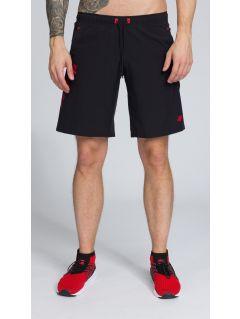 Pánske tréningové šortky SKMF263 -  čierna