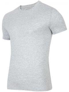 Pánske tričko TSM300 - šedá melanž