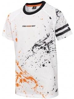 2884536ce21f4 Chlapčenské tričko JTSM408 - multifarebná