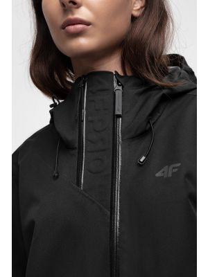 Dámska funkčná bunda KUDT204 - čierna