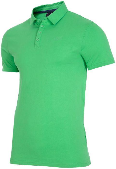 53a7e22bf52e Pánske polo tričko TSM015 - zelená