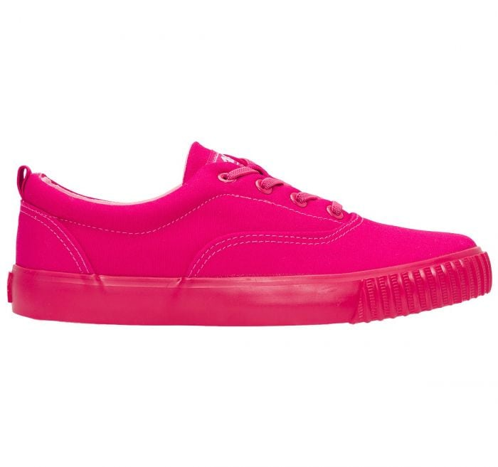 cfe9d359a066 Lifestylové topánky pre staršie dievčatá JOBDC201 - fuksia
