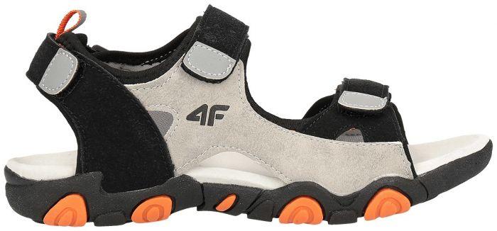 56e1f4493068 Sandále pre mladších chlapcov jsam300 - multikolor