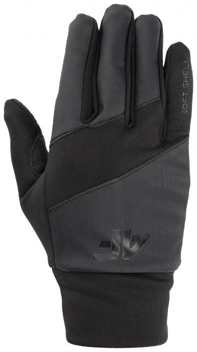 931a6c9118a Športové rukavice unisex REU202 - čierna